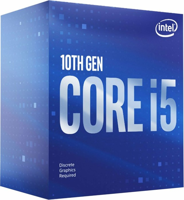 Intel Core i5-10400F, 6x 2.90GHz, boxed