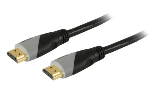 HDMI High Speed Kabel mit Ethernet - 1m