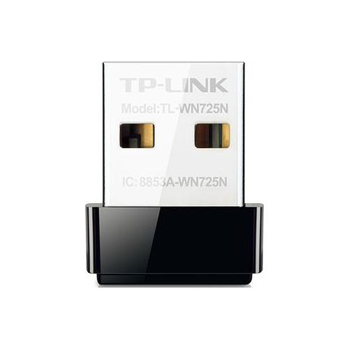 TP-Link TL-WN725N,150Mbps, USB 2.0