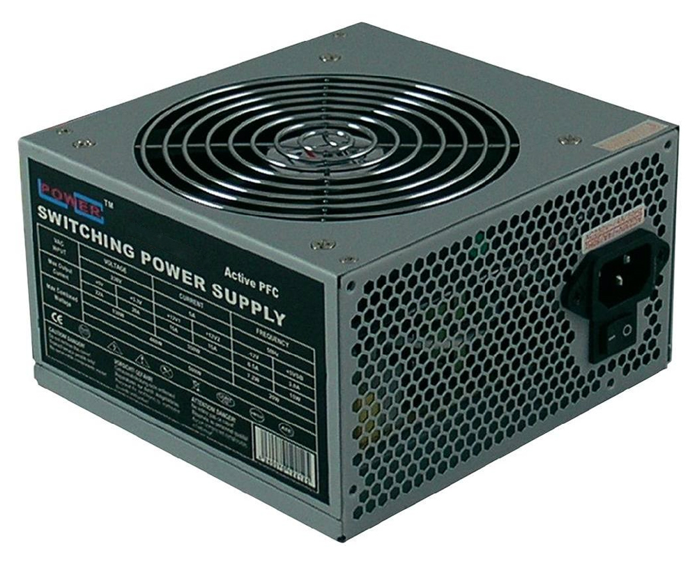 600W LC-Power LC600H-12