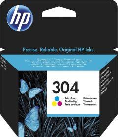 HP Druckkopf mit Tinte 304 dreifarbig