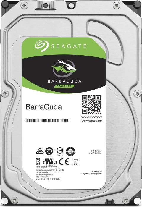 2000 GB Seagate BarraCuda Compute 7200 ST2000DM008