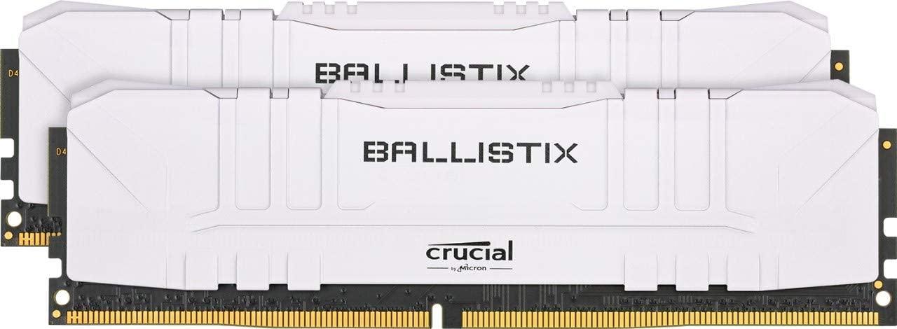 16384 MB DDR4 PC3000 Crucial Ballistix weiß Kit