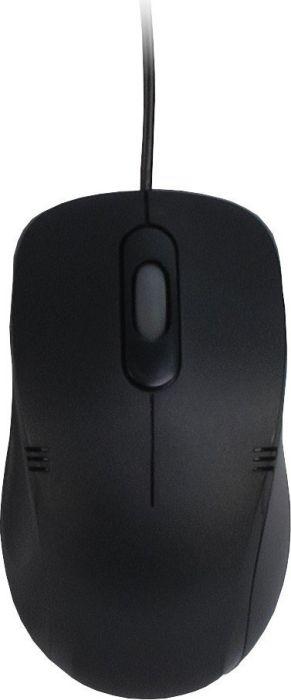 Inter-Tech Eterno M-3026 ergonomische Maus schwarz