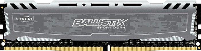 8192 MB DDR4 PC3200 Crucial Ballistix Sport LT grau Dimm