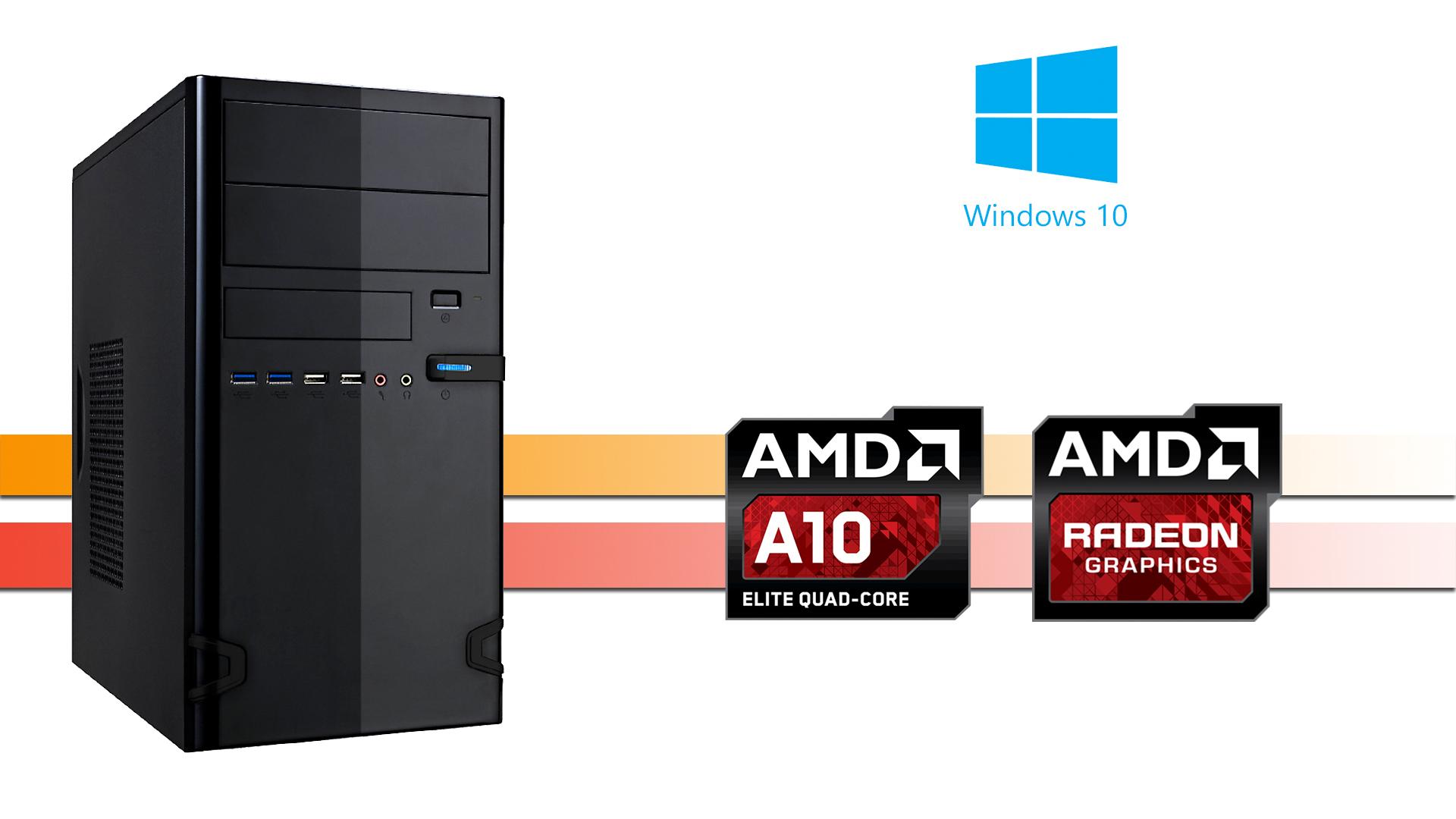 X-Working 9700: 8GB, 256 M.2 SSD, W10PRO WIFI