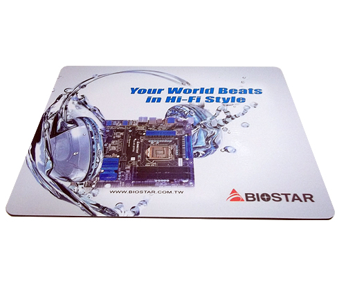 """Biostar Mauspad """"Hi-Fi Style"""""""