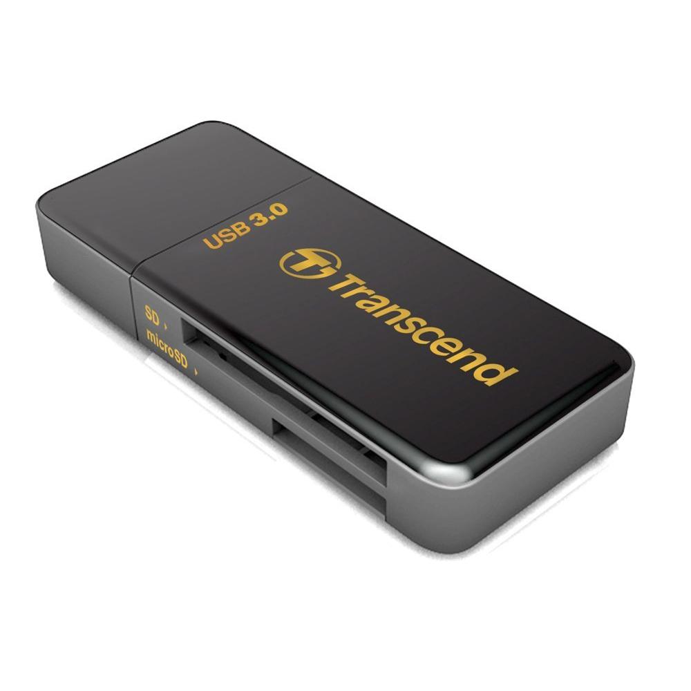 Transcend Cardreader RDF5, USB 3.0