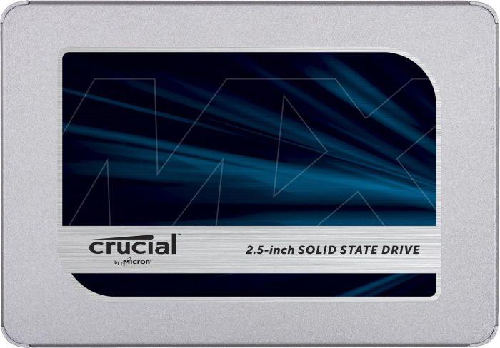 500 GB Crucial MX500