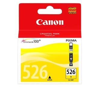 Canon CLI-526Y Tinte gelb