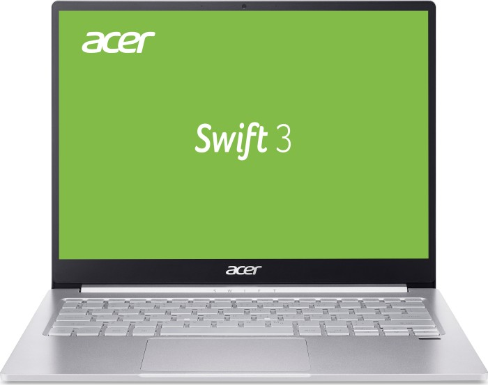 Acer Swift 3 SF313-52-58DH silber 8 GB LPDDR4X 512GB M.2 PCIe