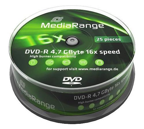 Mediarange 16x DVD-R