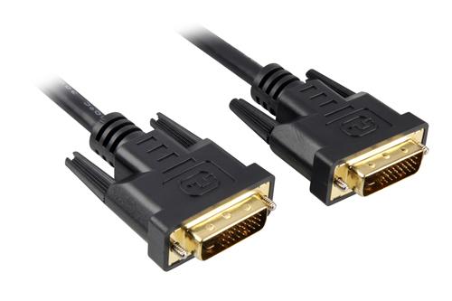 DVI-D Kabel Dual Link- 3m