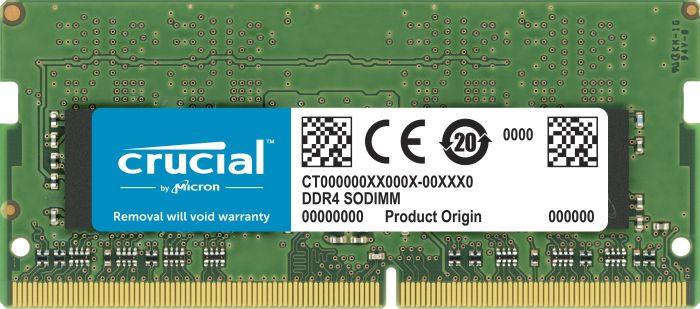 16384 MB SO-DDR4-2666 Crucial