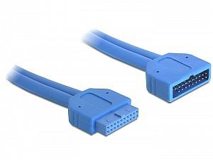 USB 3.0 Pin Header Verlängerung intern