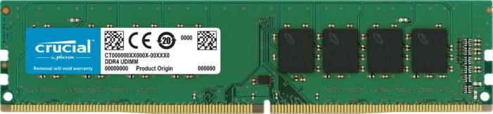 32 GB DDR4 PC2666 CRUCIAL DIMM- CT32G4DFD8266