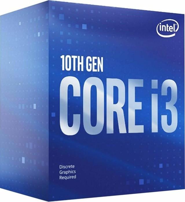 Intel Core i3-10100F, 3.60GHz, boxed