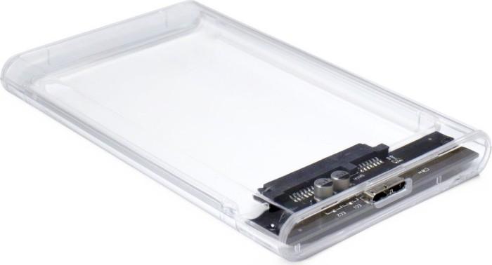 """Inter-Tech Argus GD-25000 externes 2.5""""-Gehäuse - USB 3.0"""