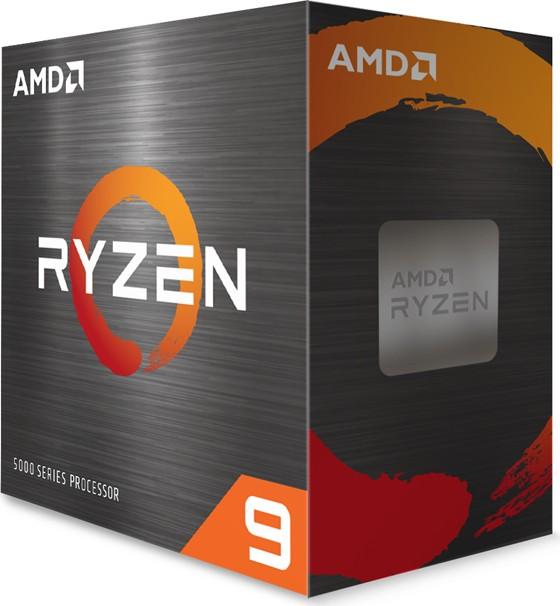 AMD Ryzen 9 5900X, 12x 3.70GHz, boxed ohne Kühler