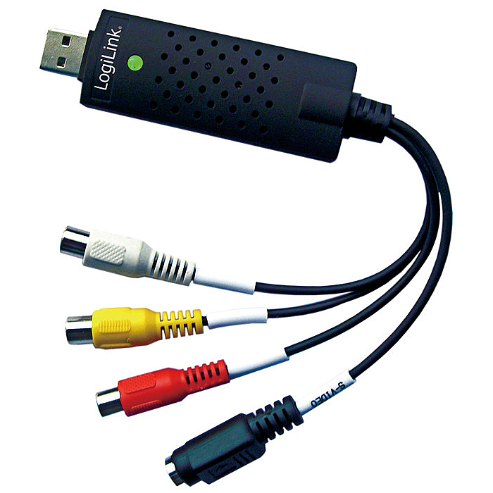LogiLink Audio und Video Grabber