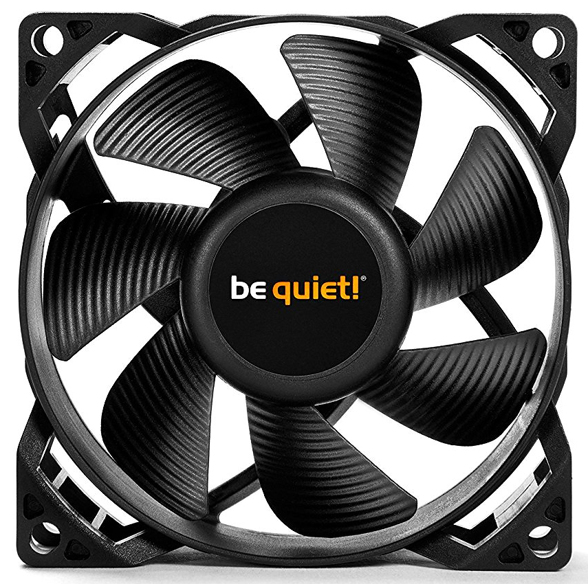80mm Be Quiet! Pure Wings 2 PWM