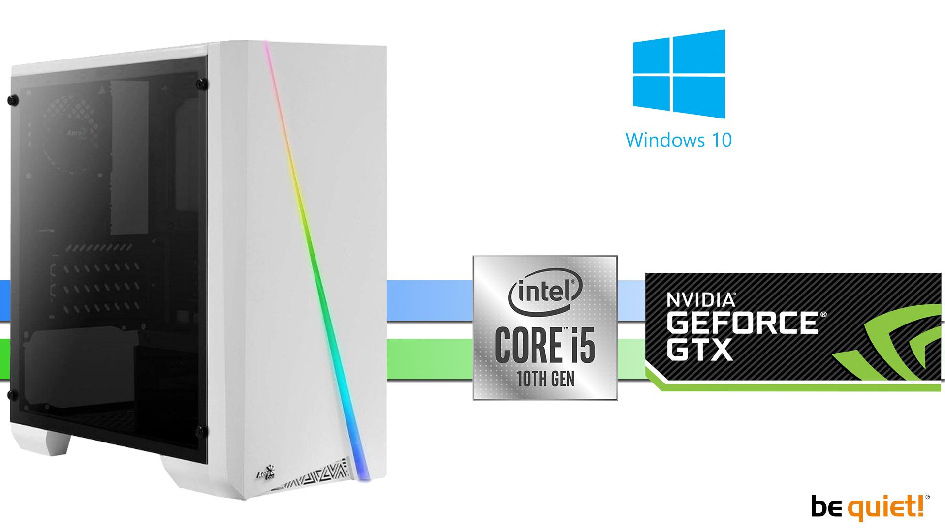 X-Gaming 10400 M.2 SSD W10PRO V.2