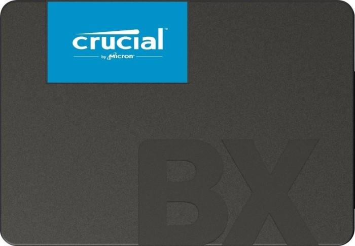 480 GB Crucial BX500, SATA