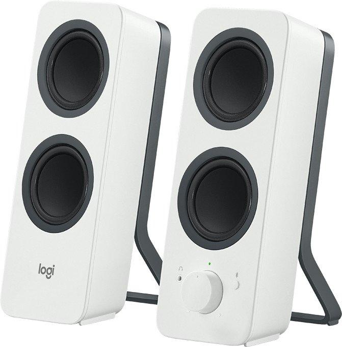 Logitech Z207 weiß, Bluetooth