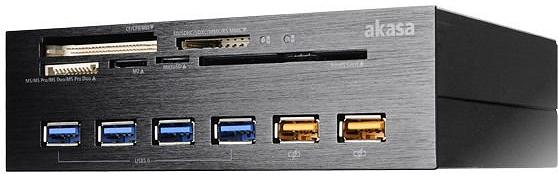 Akasa InterConnect EX, USB 3.0