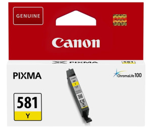 Canon Tinte CLI-581Y gelb