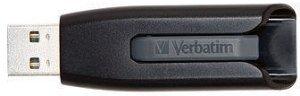 64 GB Verbatim Store 'n' Go V3 schwarz, USB-A 3.0