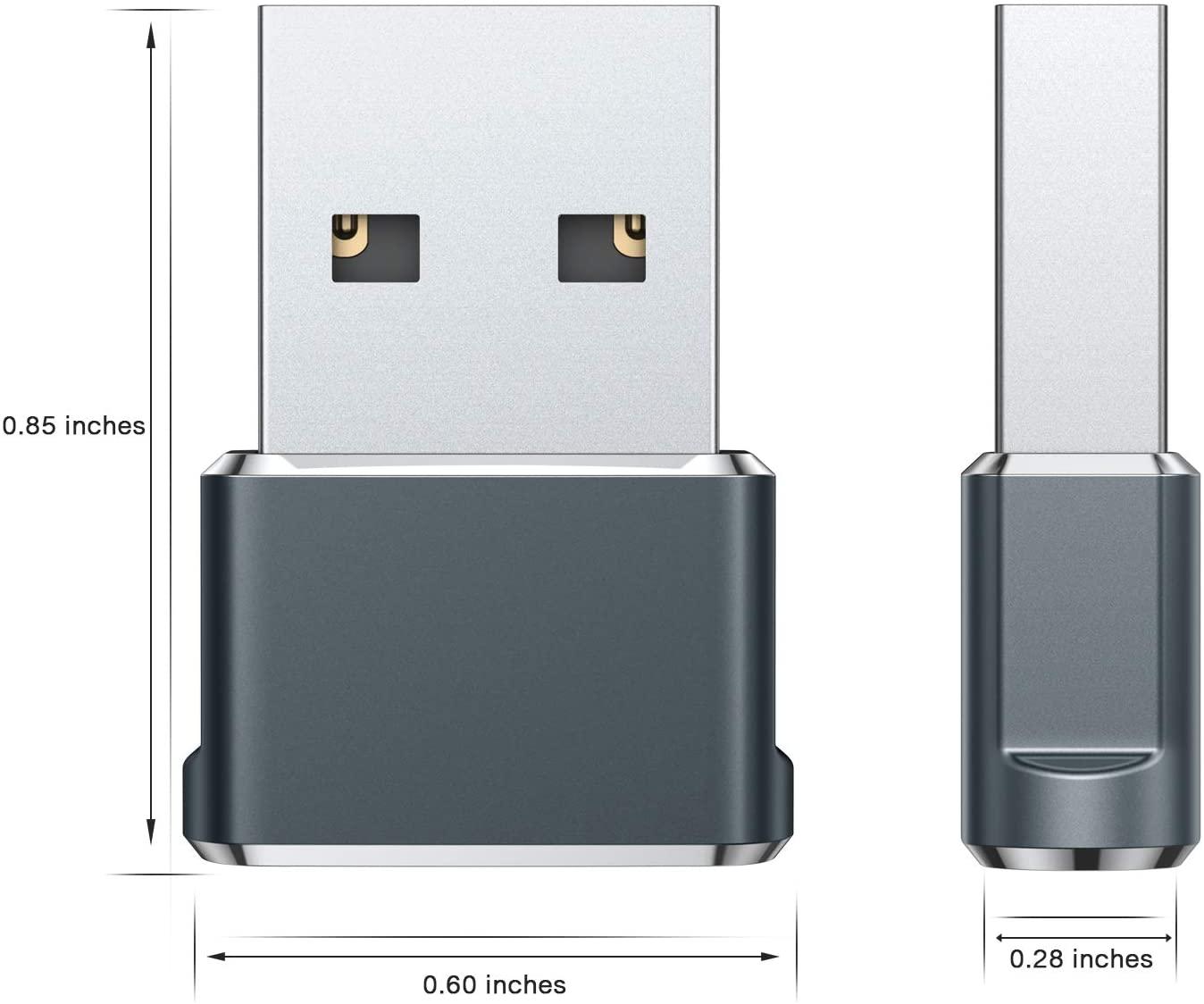 Basesailor  USB3.0 Adapter C -> A Bu/St