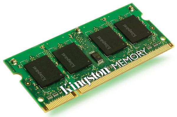 4096 MB SO-DDR3L PC1600 Kingston ValueRAM