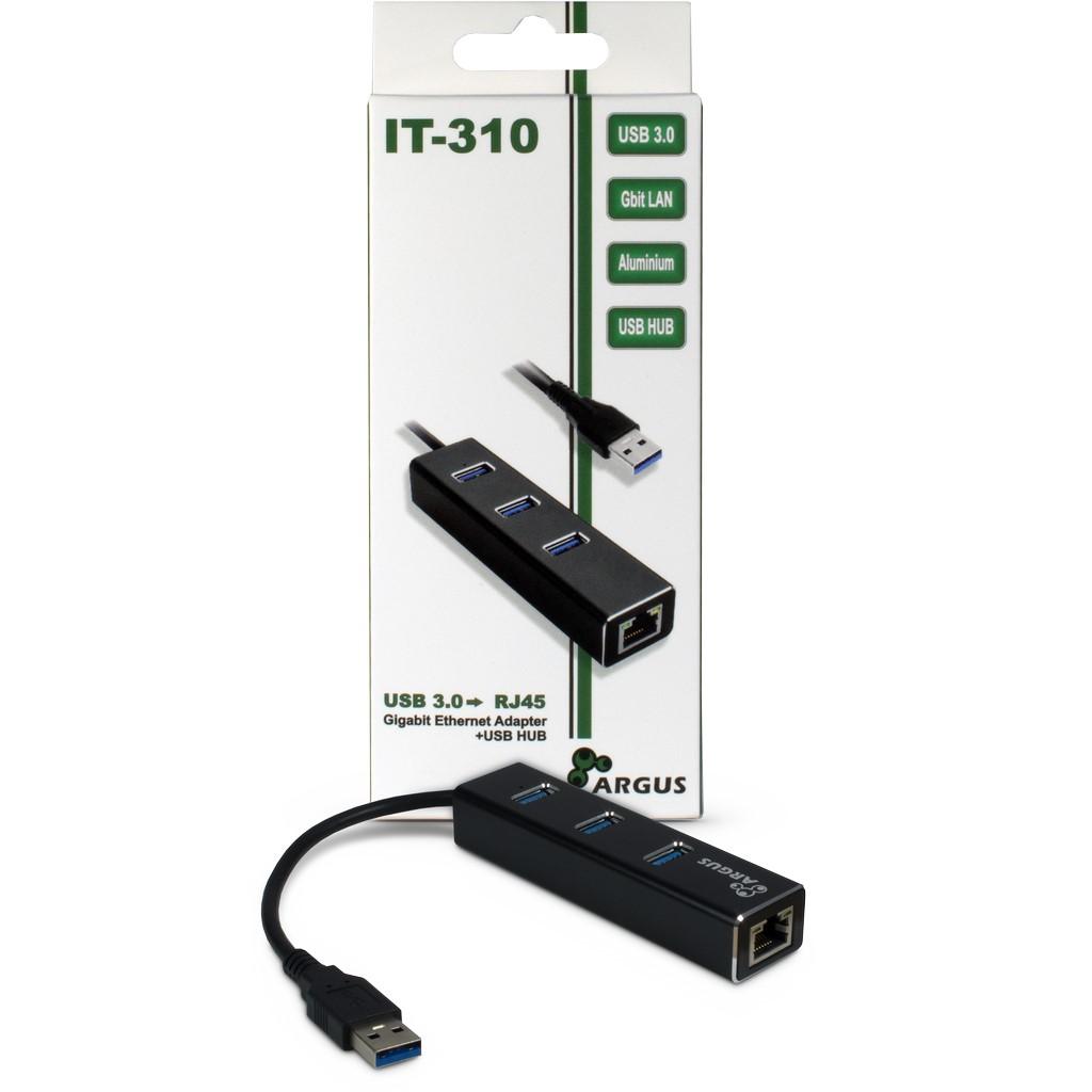 Argus IT-310 LAN-Adapter