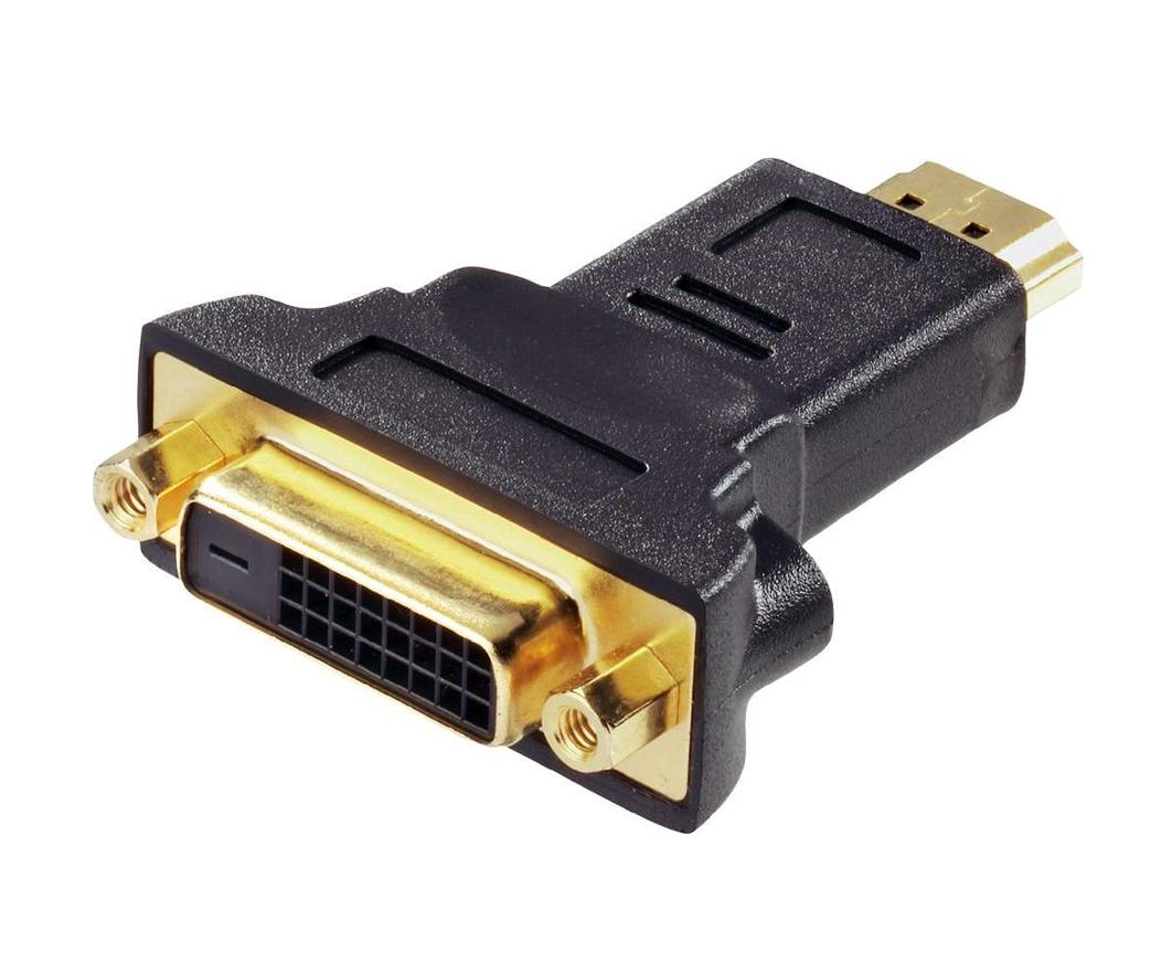 Adapter DVI Buchse -> HDMI Stecker