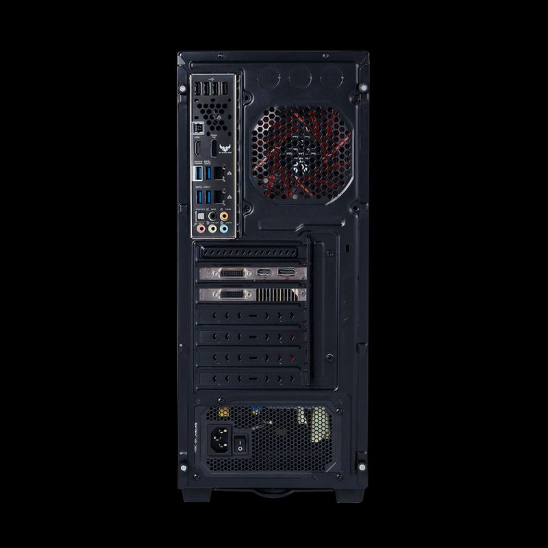 BitFenix Nova schwarz, Acrylfenster