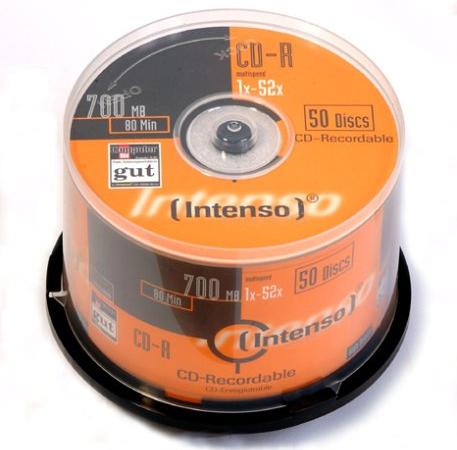 Intenso 52x CD-R