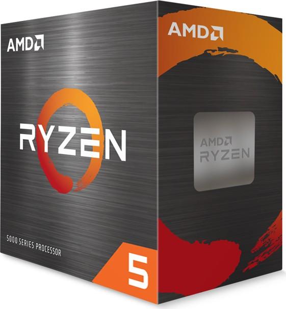 AMD Ryzen 5 5600X, 6x 3.70GHz, boxed