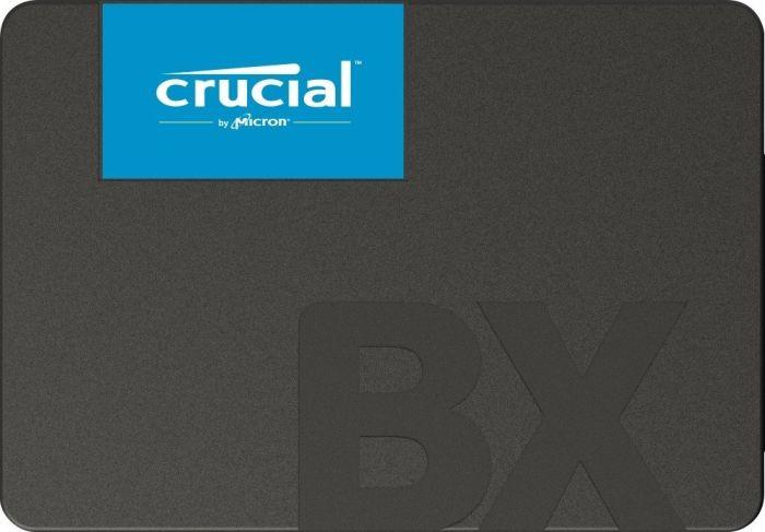 240 GB Crucial BX500, SATA