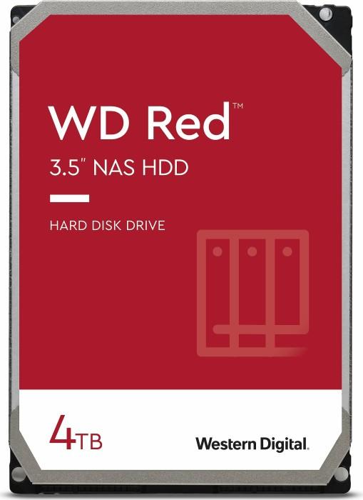 4000 GB Western Digital WD Red WD40EFAX, SATA 6Gb/s