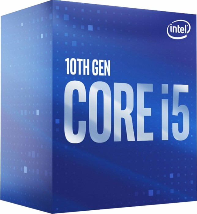 Intel Core i5-10600, 6x 3.30GHz, boxed